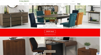 Avenue Interiors - Furniture, gifts and tableware in Dorset