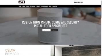 Audio Visual Facilities Limited