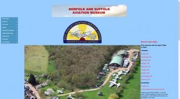 Norfolk & Suffolk Aviation Museum Ltd