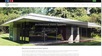 Architectural Vision Systems - Glass Sliding Doors