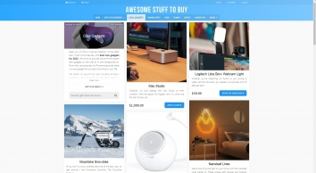 Cool Gadgets - Awesome Stuff to Buy