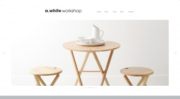 Alexander White Workshop - Luxury Carpentry & Design | London, UK - Alexander White designs custom-made furniture from his London based studio. He uses a blend of traditional & modern methods to create his eye catching style