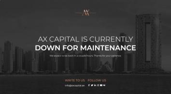 Ax Capital Real Estate, Dubai