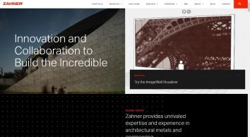 Atelier — Zahner - International Architects