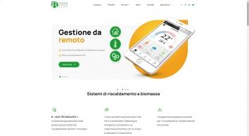 • Bruciatori a pellet - Biomasse energia per un riscaldamento a pellets pulito