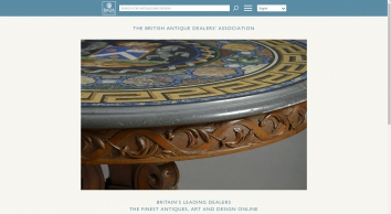 British Antique Dealers\' Association