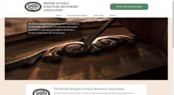 BAFRA ( British Antique Restorers\' Association)