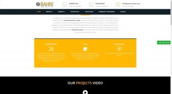 Senior Retirement Homes & Living Communities In South India – Bahri Estates