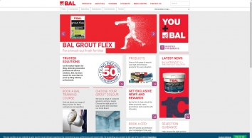 BAL Adhesives | Building Adhesives for the Trade