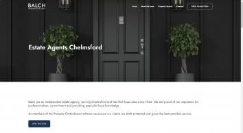 Balch Estate Agents, Chelmsford
