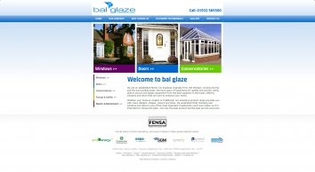 UPVC windows, doors and conservatories | BAL Glaze, Surrey
