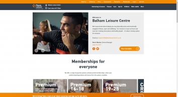 Balham Leisure Centre