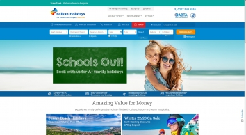 Balkan Holidays Ltd