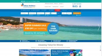 Balkan Holidays Ltd