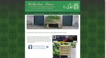 Ballyalton House Architectural Reclamation