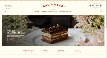 All-Day Brasserie Dining in Covent Garden | Balthazar London