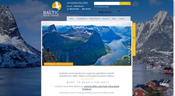 Baltic Travel Company