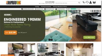 The Bamboo Flooring Company