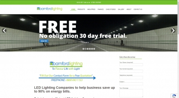Bamford Lighting - A major supplier of LED Lighting