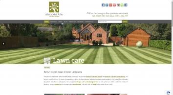 Alexander John Garden Design & Maintenance