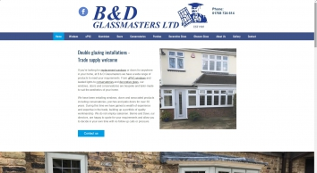 B & D Glassmasters Ltd