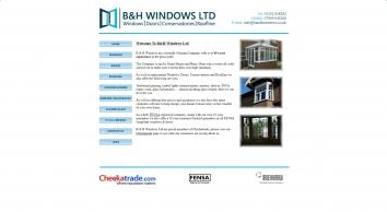 B & H Windows Ltd