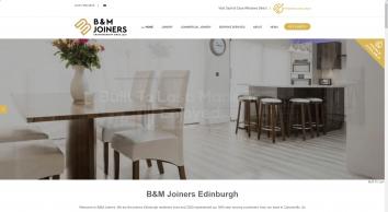 B & M Joiners (Edinburgh) Ltd