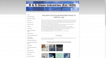 B  S Glass Industries Ltd