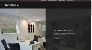 Banfield Estate Agents, Crowborough