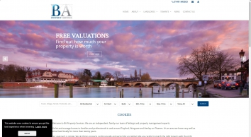 BA Property Services Letting Agents in Henley-on-Thames