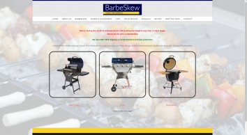 BBQ | Barbecue | Barbeque | Rotisserie at BarbeSkew