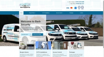 Barb Security Systems Ltd