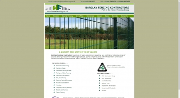 Upright Fencing