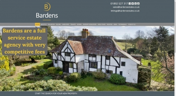 Bardens Estates, Tunbridge Wells