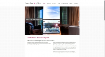 Barefoot & Gilles Architects