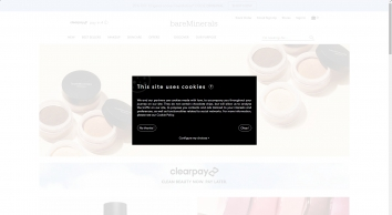 Shop the official website | Mineral Foundation & Makeup | bareMinerals UK