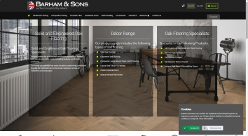 Barham and Sons