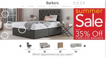 Barkers Furniture Centre