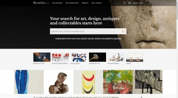 Your search for art, design, antiques and collectables starts here | Barnebys