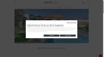 Barnes Ile De R�, La Flotte en R�
