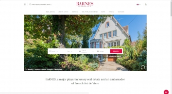 Barnes International Realty, London