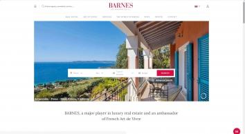 Barnes International Realty, London