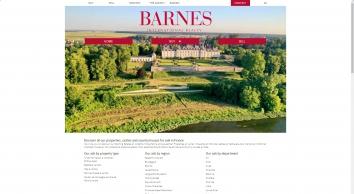 Barnes Proprietes et Chateaux , Paris