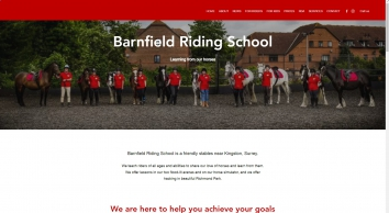 Barnfield Riding School