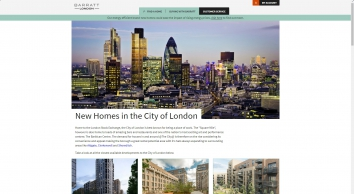Enderby Wharf: New Homes in (Greenwich), LONDON | Barratt Homes