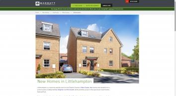 Kingley Gate in Littlehampton | Barratt Homes