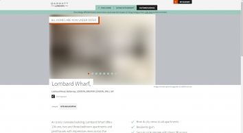 Lombard Wharf: New Homes in Battersea, LONDON | Barratt Homes