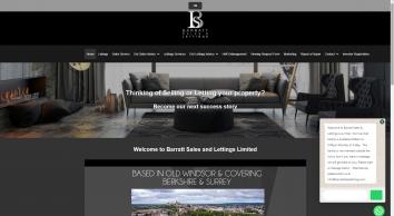 Barratt Lettings & Property Management Ltd