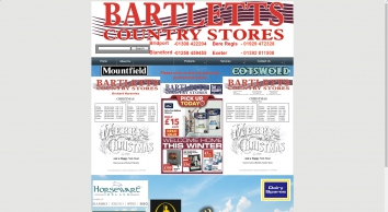 bartlettscountrystores.co.uk