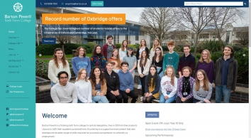 Barton Peveril College